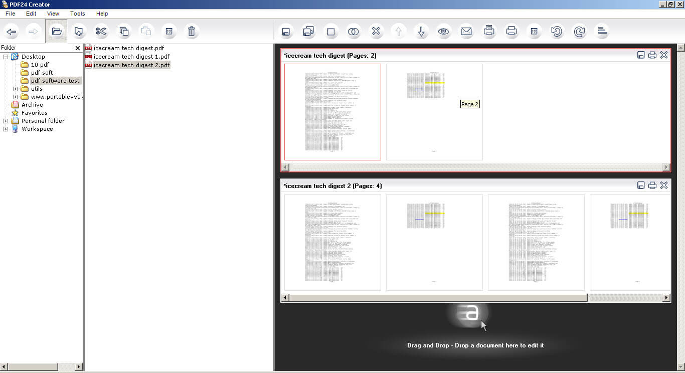 Top 10 PDF Software of 2014 - Icecream Tech Digest