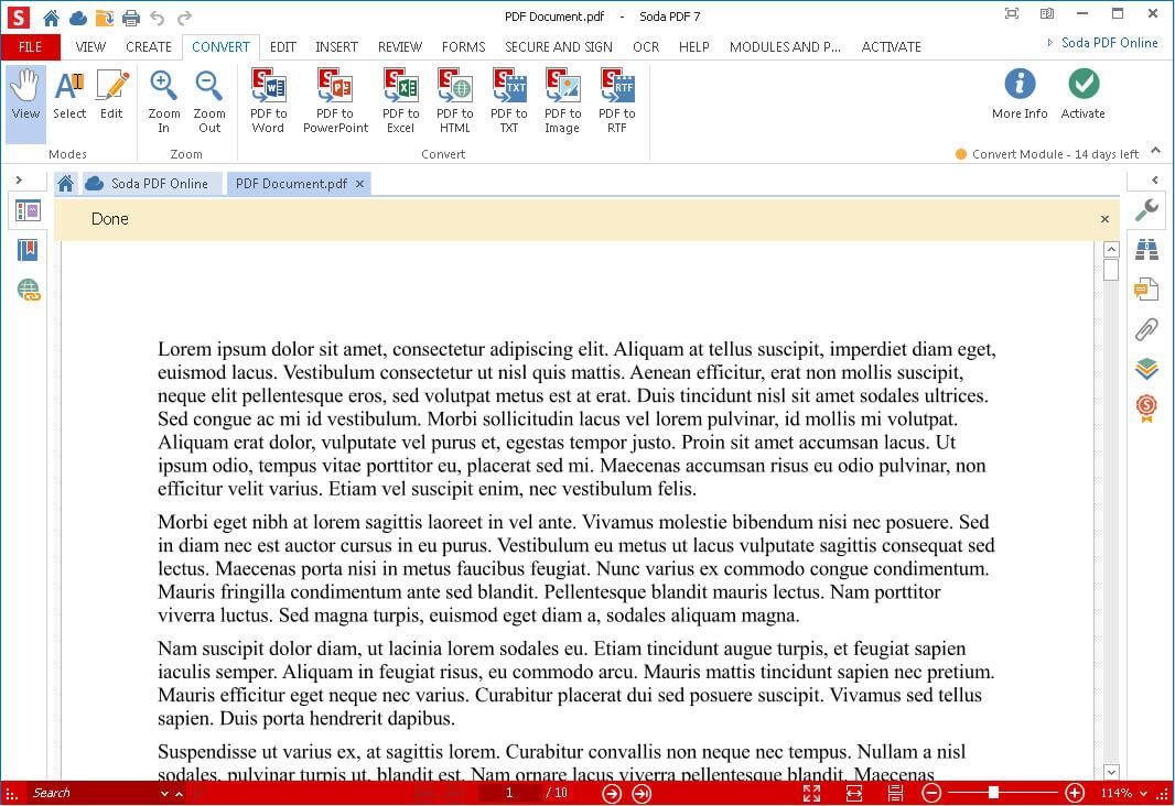 Best 5 Free PDF Converters - Icecream Tech Digest