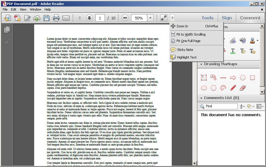 pdf to jpg adobe reader dc