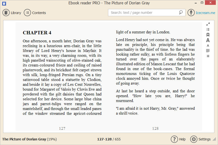 Best Epub Readers For Windows Icecream Tech Digest
