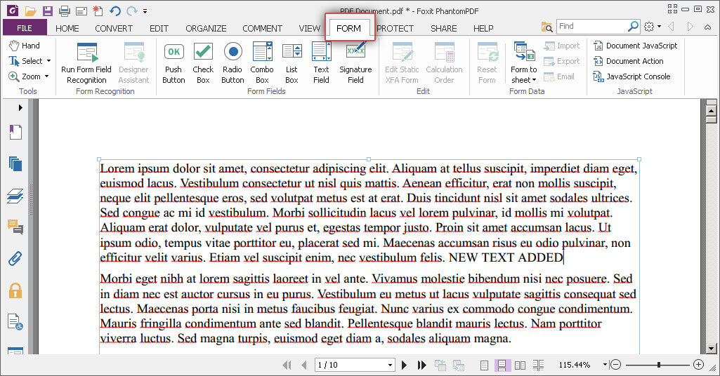 How to Edit a PDF – Online and Offline Solutions - Icecream