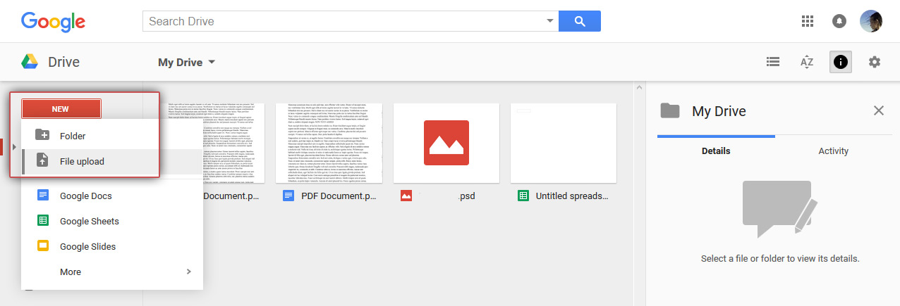 How to Convert Videos with Google Drive for Free - Icecream