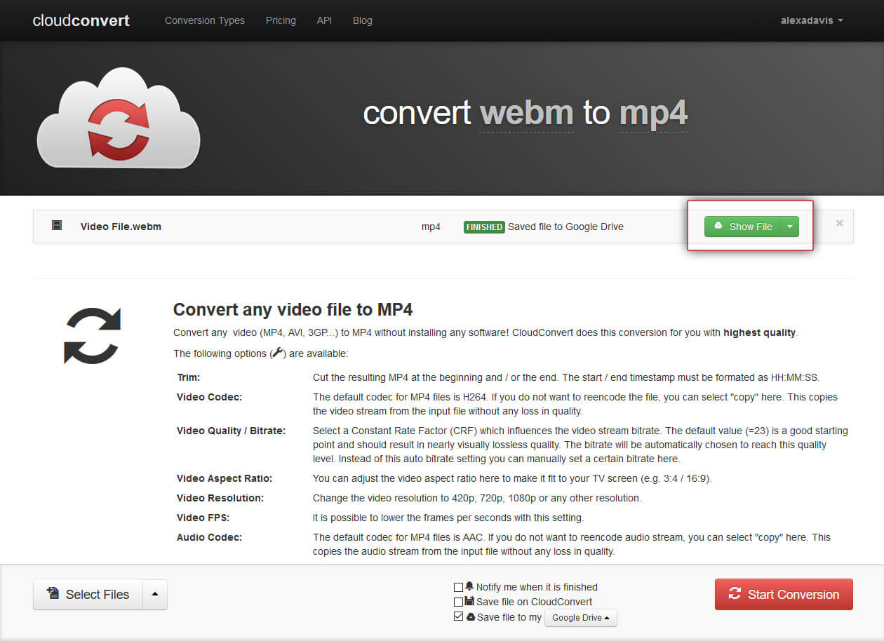 google doc to pdf converter