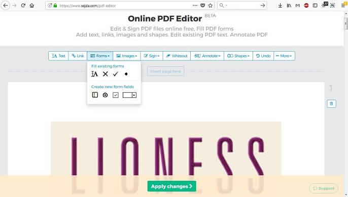 Best Online PDF Editor of 2018 - Icecream Tech Digest