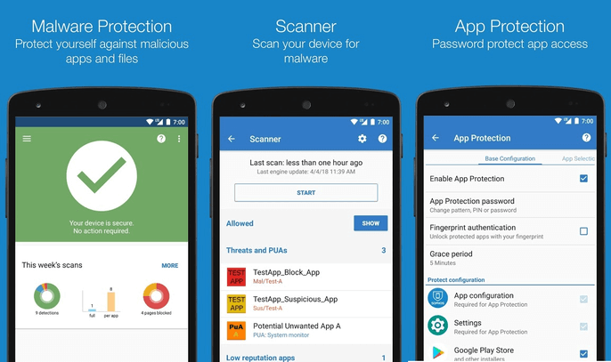 Sophos Mobile Security antivirus for Android