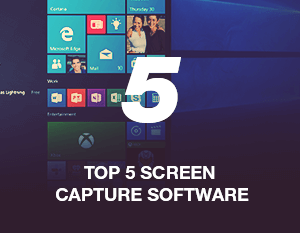 Top 5 Screen Capture Software