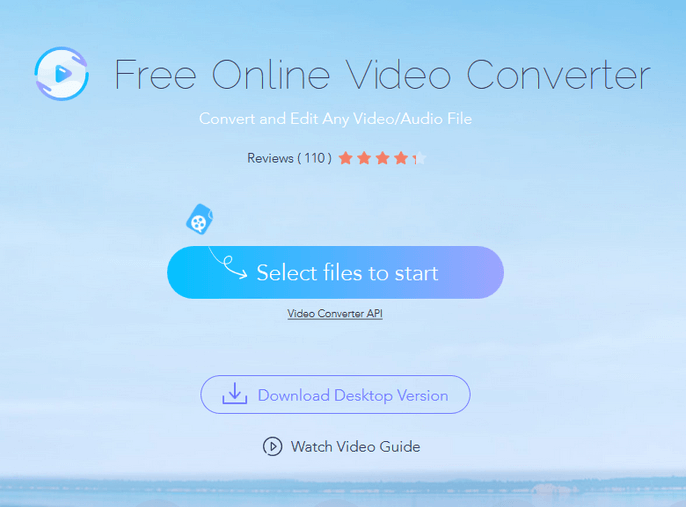 Apowersoft Free Online Video Converter