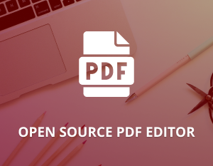 Open Source PDF Editor