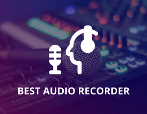 Best audio recorder