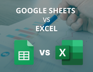 Google Sheets vs Excel