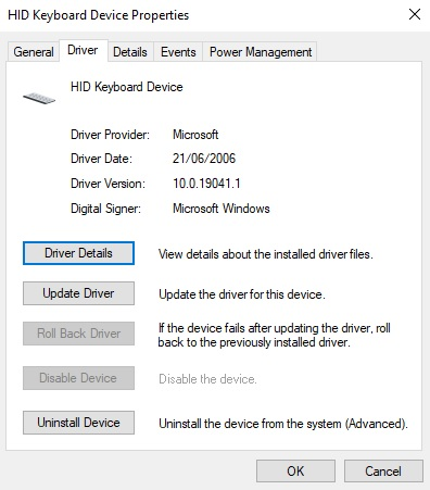 How to update drivers via Device Manager