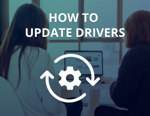 How to update drivers