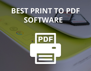 Best Print to PDF software