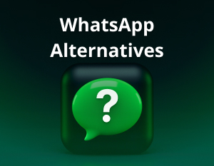 WhatsApp Alternatives