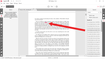 How to Search for a Word or Phrase in a PDF Document