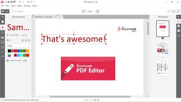 Write a pdf resume templates freee