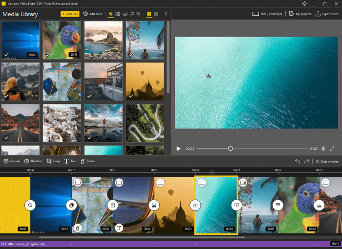 Video Editor: Edit videos fast and free - Icecream Apps